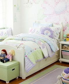 Brannan Bedroom | Pottery Barn Kids