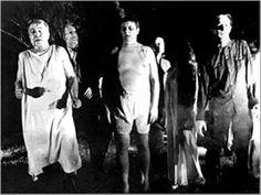 The Monsters Hop - Bert Convy (1958) - horror rock rockabilly - YouTube