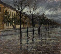 Otakar Nejedlý - Deštivá nálada