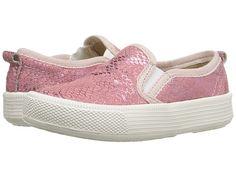 Old Soles Hoff Shoe (Toddler/Little Kid) Pink Python - 6pm.com