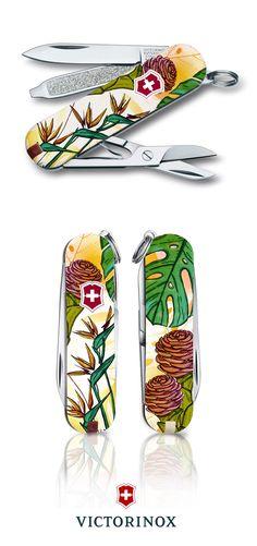"Walter Spina - Projeto ""Swiss Army Knife 2016"" para a Victorinox"