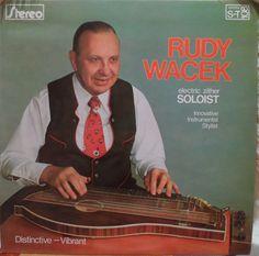 Rudy Wacek - Electric Zither Soloist