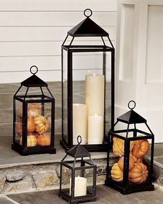 Maybe -- Ikea has these lanterns too