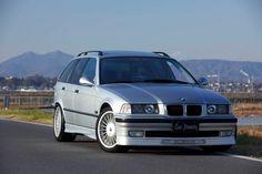 BMW E36 Alpina B33.2 Touring
