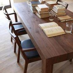 CARAMELLA dining table カラメッラ ダイニングテーブル [ ウォールナット ]   リグナ東京