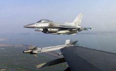F-16 ВВС Южной Кореи