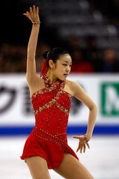 Yuna Kim Scheherazade