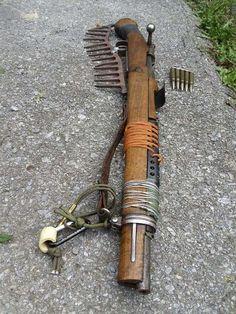 Post apocalyptic custom rifle builds - Imgur