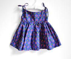 Baby Dress  Size 2T  Purple dress   Baby Girl by PaisleyMagic, $32.99