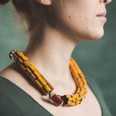 Lempiväri lyijykynäkaulakoru http://www.ellihukka.net/ #MakersAndDoers #inspiration #fashion