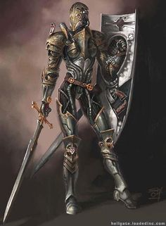 Now that is some proper fantasy lady armor. Hot damn.