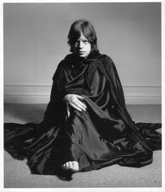 Cecil Beaton || Mick Jagger Cecil Beaton, Mick Jagger, Rolling Stones, Pop Group, Goth, Celebrities, Photography, Beautiful, Facebook