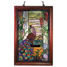 vitrales | Stained Glass Windows at www.TiffanylampsFunStore.com