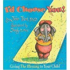 I'd choose you! Best kids book ever=)