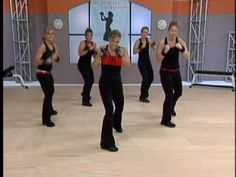 """▶ Kelly Coffey Meyer's 30 Minutes to Fitness """"Kickboxing"""" - YouTube"""