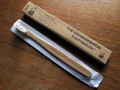 Eco-Friendly Toothbrush Review :: My Plastic-free Life | Less Plastic | Life without Plastic #eco-friendlyproducts