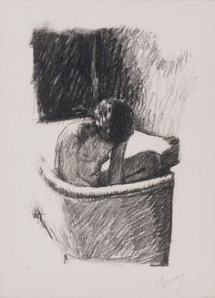 Pierre Bonnard, Le Bain (Bouvet 92A) @artsy