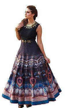 indo western Banglori Silk Dress 9d8147c9a