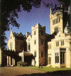 Lyndhurst - Romantic/Gothic style