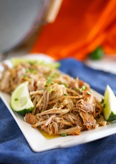 Sweet Pork Barbacoa