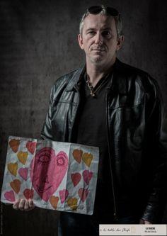 Portrait Michel Verdu, La Pagerie. http://www.lagenceemulsion.fr/