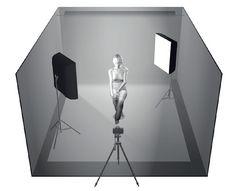 Un plan d'éclairage en studio permet de préparer ses sources lumineuses ainsi que la disposition de son modèle et de... Accessoires Photo, Studio, Ainsi, Lighting, Nikon, Passion, Home Decor, Soft Light, Lens Flare
