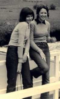 Girls 1970.