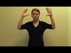 Completely awesome performance of Eminem's Lose Yourself in sign language