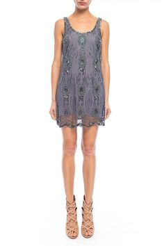 DOLLY DRESS from Walter Baker. Good golly miss Dolly! This beaded dress looks insane with some nude heels and nude lips! $298