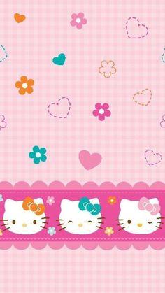 Hello Kitty wallpaper weheartit