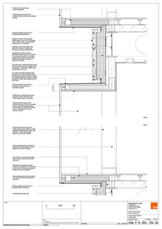Image 1 of 32 from gallery of 24 Savile Row / EPR Architects. Courtesy of EPR Architects Curtain Wall Detail, Window Detail, Roof Detail, Detail Architecture, Architecture Drawings, Architecture Plan, Construction Documents, Construction Drawings, Savile Row
