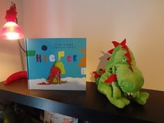 Ken je Hieper? Een draakje met ADHD... Een prachtig prentenboek voor kinderen die onrustig zijn.