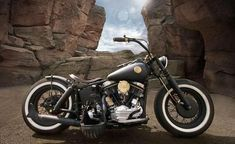 Harley Panhead retro bobber | Bobber Inspiration - Bobbers and Custom Motorcycles | jd-kd September 2013