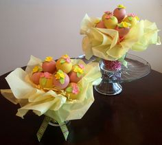 Mothers Day Bouquets - Bake A Wish