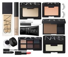 """Do Your Makeup with Em: NARS"" by emily10563 ❤ liked on Polyvore featuring beauty and NARS Cosmetics"