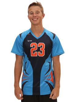f7fba992f2 Ace Men s Sublimated Volleyball Jersey. Ropa DeportivaDeportesFrasesDiseño  De UniformeCamisetas De Voleibol