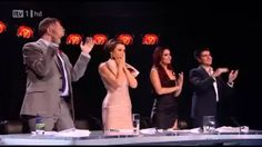 Matt Cardle First time ever saw your face(full with judges reactions) - YouTube