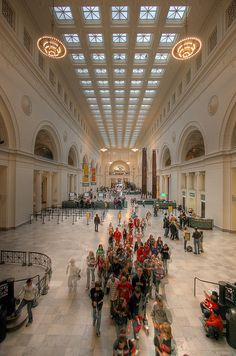 Chicago, Field Museum interior