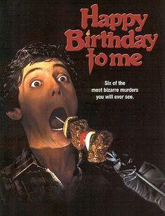Happy Birthday to Me (1981) Horror Movie