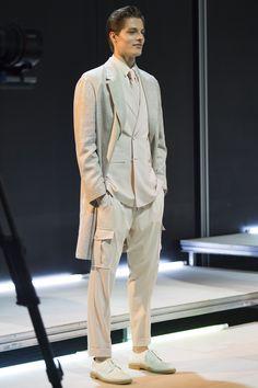 Cerruti 1881 Spring 2017 Menswear Collection Photos - Vogue
