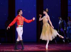 John Ross Ballet Gallery - Matthew Golding - Prince Guillame and Anna Tsygankova - Cinderella in Act II