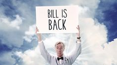 Bill Nye, haver of hundreds of bow ties, announced his triumphant return to television last year. Now, the first trailer and the airdate (April 21st) for his new show Bill Nye Saves the World are finally here. http://www.popularmechanics.com/science/a25097/heres-the-trailer-for-bill-nyes-new-netflix-show/