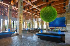Club Med Sanya - China - Lobby