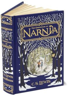 The Chronicles of Narnia - I have two copies of all seven, both with different covers. But, I still want this one!