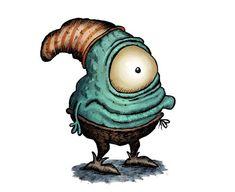 Liste der Daseinsformen – Zamonien Wiki – Walter Moers, Romane, Rumo, Käpt'n Blaubär, Labyrinth der Träumenden Bücher Doodle Monster, Monster Drawing, Cute Monsters Drawings, Ghost Hauntings, The Joy Of Painting, 12th Book, World Of Books, Fairy Godmother, Dope Art