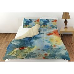 Manual Woodworkers & Weavers Colour Play 1 Duvet Cover Collection