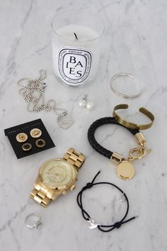 Homevialaura | How to store jewellery | Michael Kors | Marc by Marc Jacobs | Tiffany & Co. | Reiss
