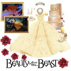 Dress beauty and the beast Beauty And The Beast Inspired Wedding Dress Schöne und das Biest inspiriert Brautkleid Beauty And The Beast Wedding Dresses, Beauty And The Beast Theme, Disney Wedding Dresses, Disney Beauty And The Beast, Wedding Beauty, Dream Wedding, Beauty Beast, Quinceanera Themes, Quinceanera Dresses