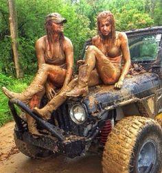 Just Jeep stuff that I like. Trucks And Girls, Car Girls, Big Trucks, Jeep Wrangler Girl, Jeep Wrangler Unlimited, Jeep 4x4, Jeep Truck, Mudding Girls, Jeep Baby