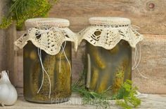 Ogórki kiszone Preserves, Jar, Homemade, Image, Food, Home Decor, Preserve, Decoration Home, Home Made